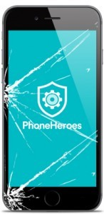 iphone 6 smashed screen